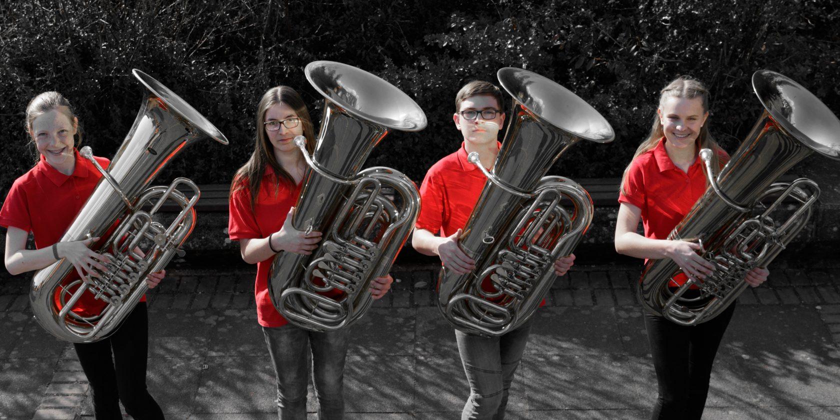 Satzfoto Tuba F 17